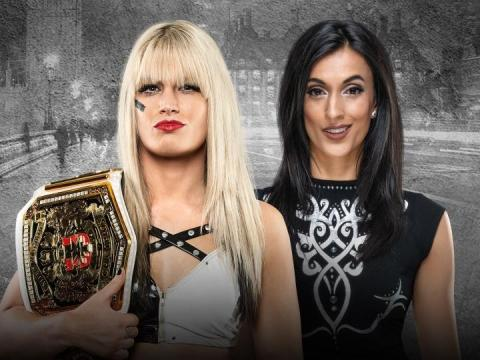 WWE NXT UK Results (4/10/19)