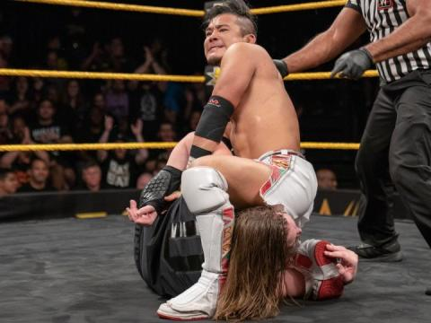 WWE NXT Results (5/1/19)