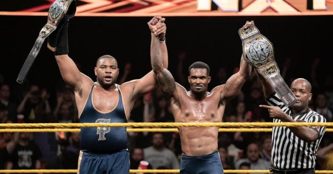 WWE NXT Results (7/10/19): The Street Profits vs  Danny Burch & Oney