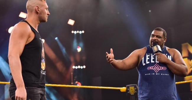 Wwe Nxt Results 7 15 20 Keith Lee Vs Dominik Dijakovic Pro Wrestling Transcriptions