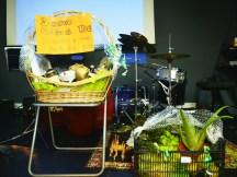 cesta con produtos do PIC