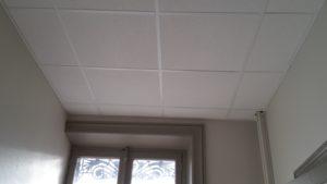 Dalle Plafond Faux Plafonds Plafonds Suspendus A Saint Etienne