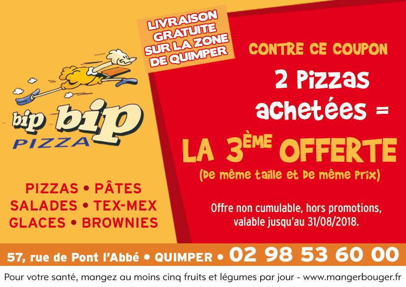 bip bip pizza a quimper