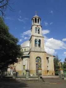 Iglesia copta de Addis Ababa, Etiopía