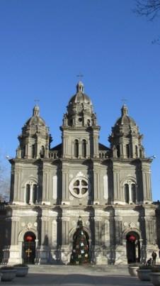 Iglesia católica en Beijing