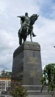 Monumento al fundador de Moscú