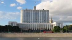 La Casa Blanca moscovita