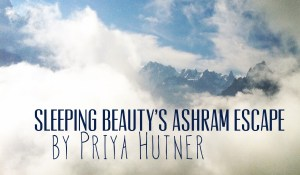 Sleeping Beauty's Ashram Escape, by Priya Hutner