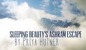 Sleeping Beauty's Ashram Escape, by Priya Hutner