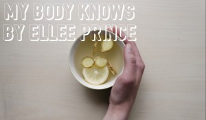 My Body Knows, by Ellee Achten