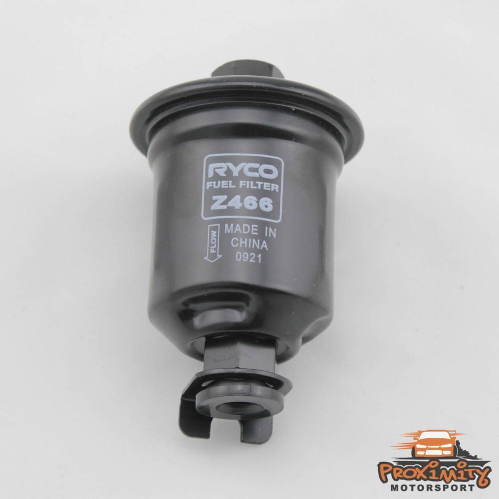 medium resolution of ryco fuel filter toyota supra