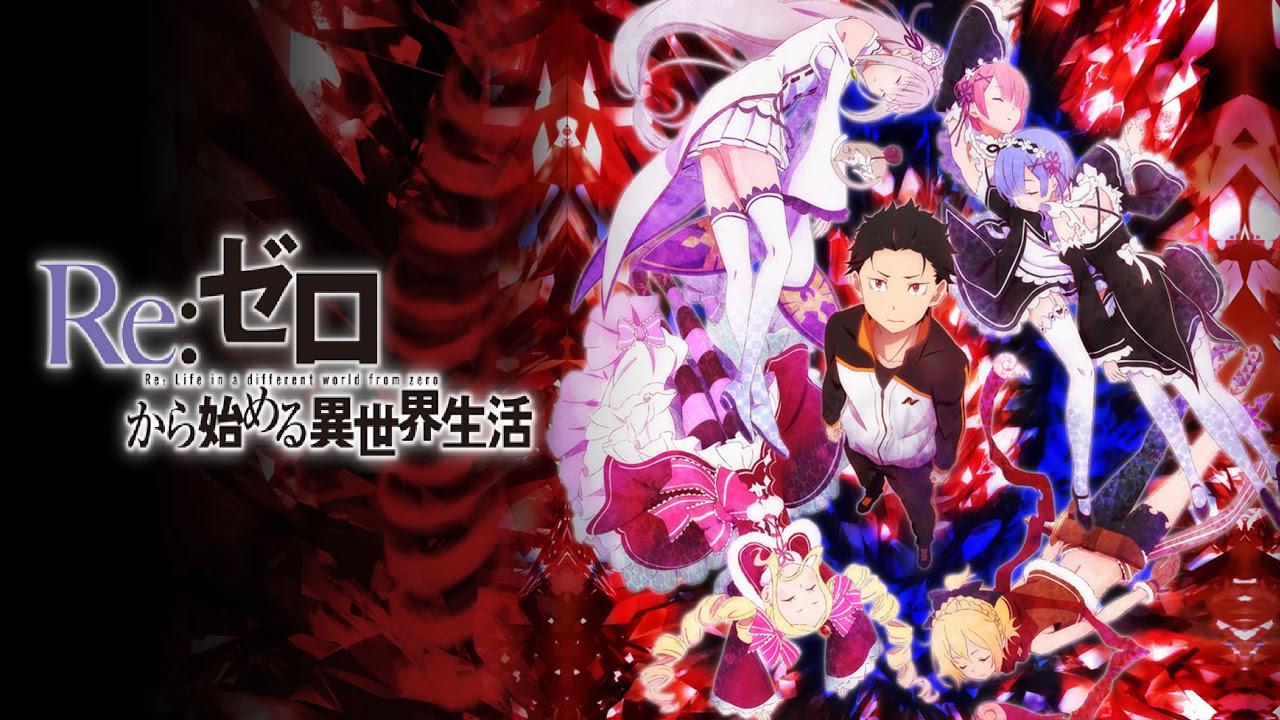 Resultado de imagem para ZERO KARA HAJIMERU ISEKAI SEIKATSU