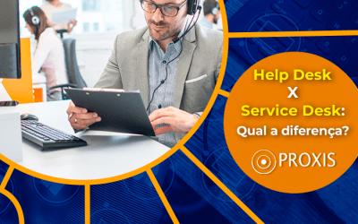 Help Desk vs Service Desk: qual a diferença?