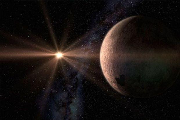 Астрономы нашли потенциально обитаемую планету
