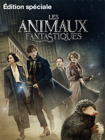 Les Animaux Fantastiques 2 Vf Streaming : animaux, fantastiques, streaming, Animaux, Fantastiques, édition, Spéciale