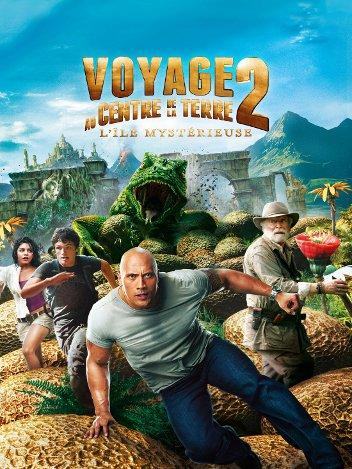 Voyage Au Centre De La Terre 2 Streaming : voyage, centre, terre, streaming, Voyage, Centre, Terre, L'île, Mystérieuse
