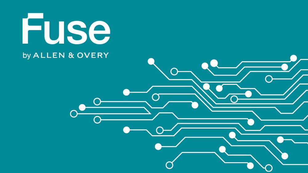 Proxymity Joins Fuse Cohort 4 - Allen and Overy