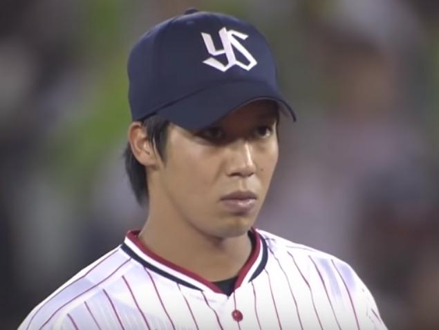 2018 7月 月間MVP セ・リーグ 山田哲人