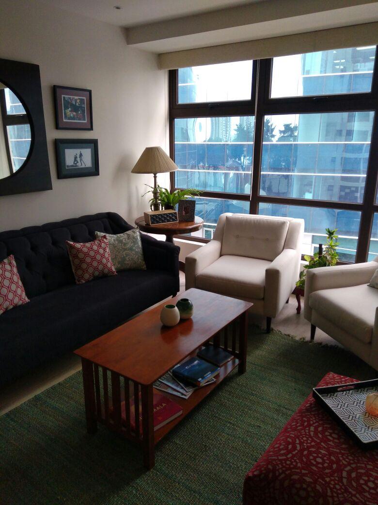 Apartamento en Alquiler en Edificio Veinti4 zona 10