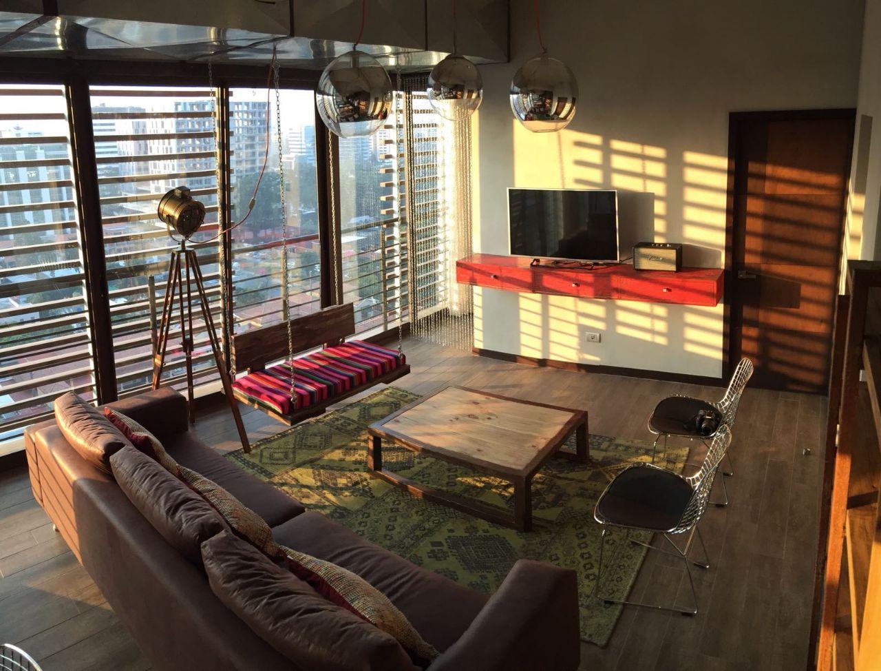 Apartamento en Alquiler en Edificio Urbana