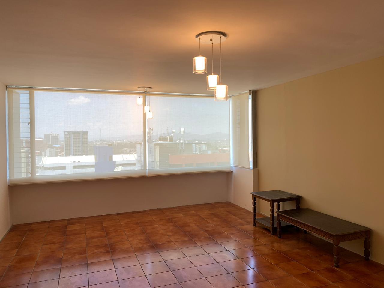 Apartamento Alquiler o Venta zona 9 edificio El Cortijo