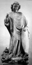 Sant Miquel, c.1330-1340, Liebieghaus-Museum Alter Plastik, Frankfurt am Main
