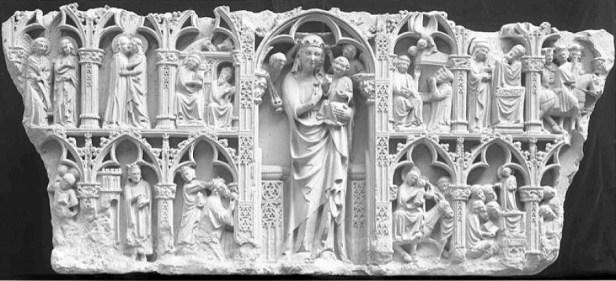 Mestre d'Anglesola, Retaule d'Anglesola, c.1320-30, provinent de l'església parroquial d'Anglesola, Museum of of Fine Arts de Boston