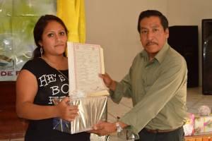 Alistan segunda campana de matrimonios gratuitos en San Andrés Tenejapan