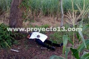 Matan a hombre en camino rural cerca de ingenio Central Progreso