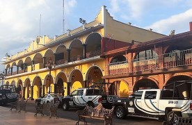 """En Yanga las patrullas están """"de lujo"""", no para la delincuencia: ejidatarios"""