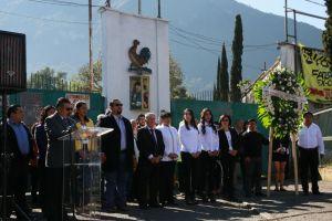 Conmemoran en Ciudad Mendoza a obreros caídos en 1907