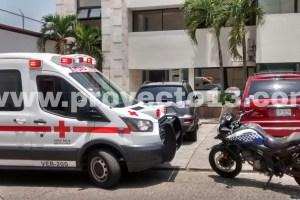 Sujetos armados asaltan empresa de Seguros en Córdoba