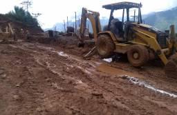 Construyen Centro de Salud sobre terreno en zona de riesgo en Sierra de Zongolica