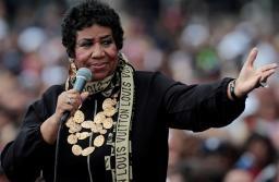 Llega al cine un documental de Aretha Franklin 46 años después de grabarse