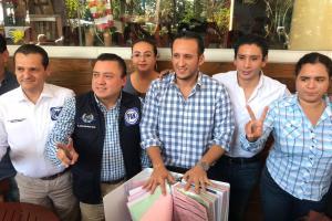 Pepe Mancha, virtual ganador de dirigencia del PAN