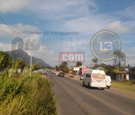 Enfrentamiento en la carretera Fortín-Coscomatepec, deja dos muertos