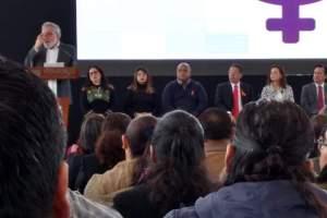"""Huatusco, presente en """"Cero Tolerancia a la Violencia Contra las Mujeres y Niñas en Veracruz"""""""