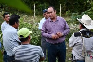 Alcalde de Ixhuatlán de Madero se suma a proyecto de nación propuesto por AMLO