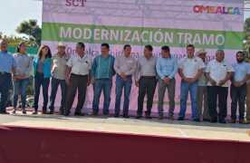 Rehabilitación de la carretera Omealca-Yanga traerá beneficios