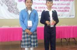 Eligen a los miembros del Parlamento infantil de México