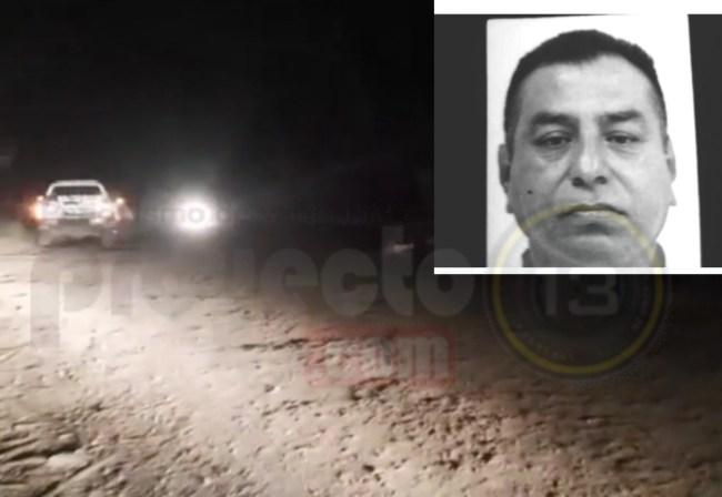 Hallan muerto en Cuitláhuac a Gabriel Navarro, estaba desaparecido