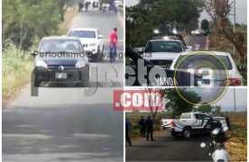 Ejecutado en la Concha, Yanga; sujetos armados escaparon