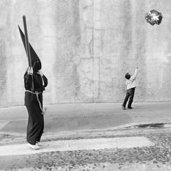 """""""Dos personas, dos historias , una fotografía"""" - Manu Ruhe - 090514"""