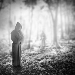 """""""Oración en el sendero"""" - 260714 - Jadoga"""