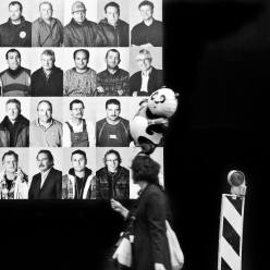 """""""Las tribulaciones de un oso panda ante la disyuntiva""""- Fran Nuñez - 200814"""