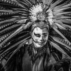 """""""Príncipe azteca - 2014 San Miguel de Allende (México)"""" - José María Mellado - 090115"""