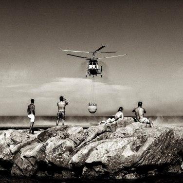 """Fashion Fire Fighters"" - Niklas Montelius - 150915"
