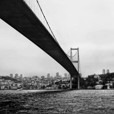 """""""Bajo el puente Fatih Sultan Mehmet"""" - MG Abadía - 140915"""