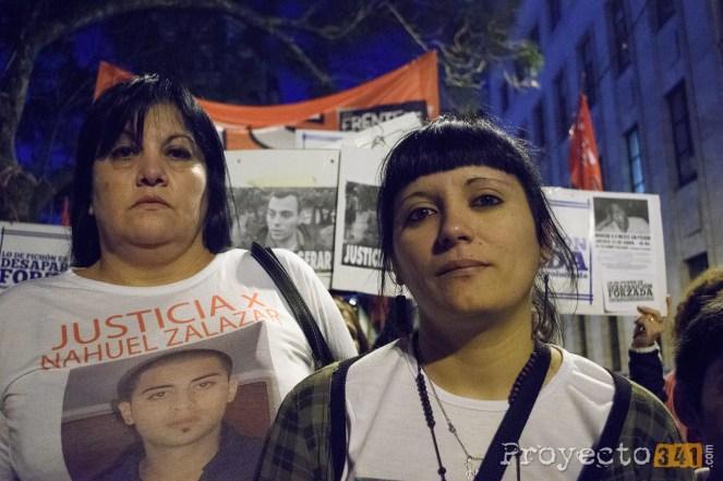 Marcha a 8 meses de su desaparición y asesinato Fotografía: © Sebastián Criado, proyecto341.com reservados todos los derechos / all rights reserved