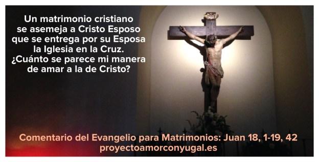 Un matrimonio cristiano - Proyecto Amor Conyugal